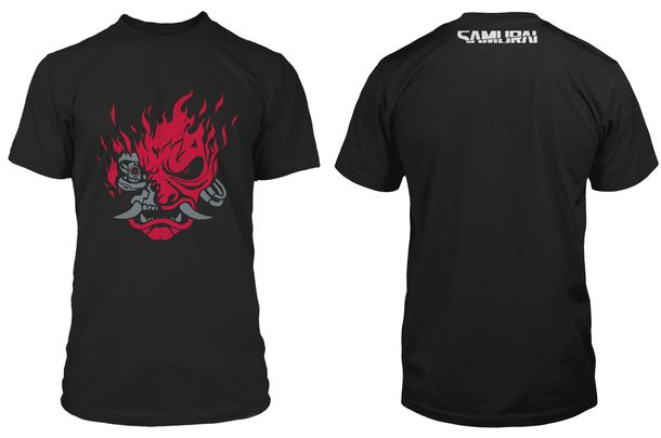 [Press Release]『サイバーパンク2077』の公式Tシャツが国内初登場! 東京ゲームショウ2019にて先行販売